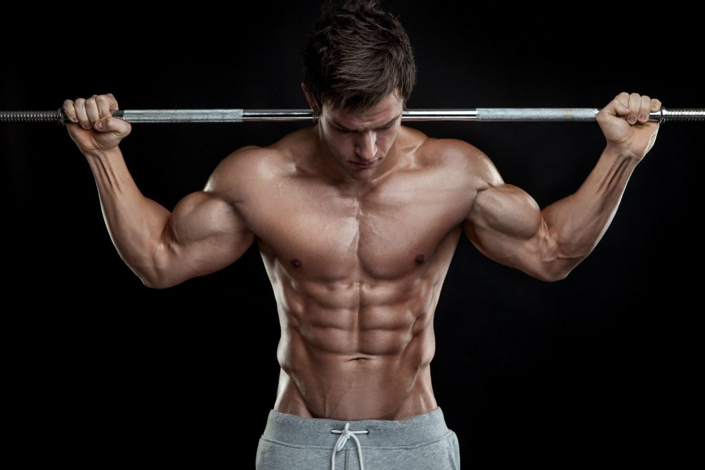Fitness Competitions require a lot of commitment