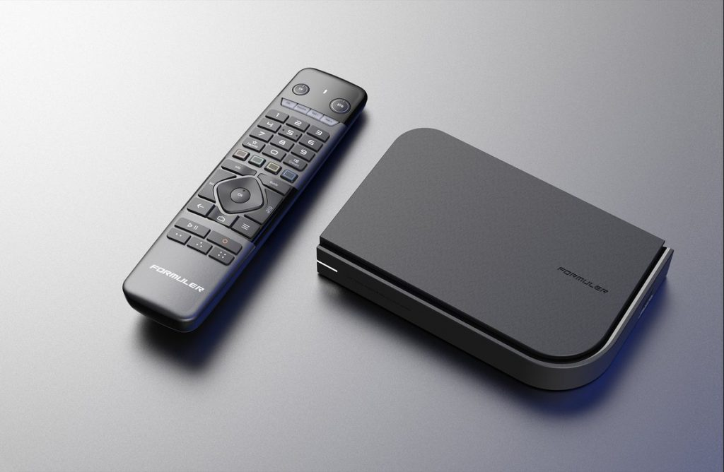 Formuler Z8 Pro the classic Android TV in today's generation