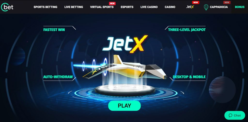 Jetx is an entertaining game and ideal for placing bets