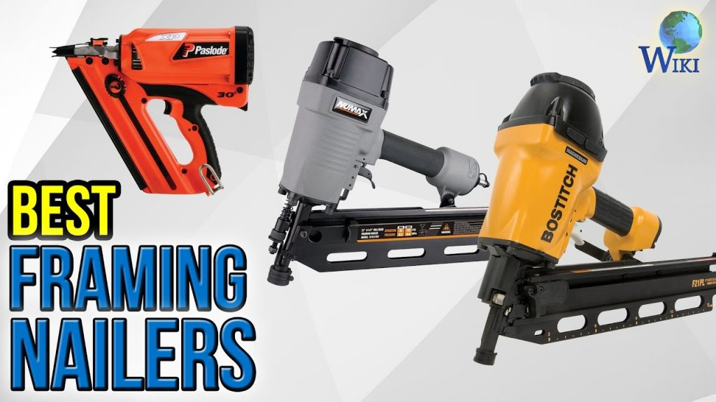 It is time to acquire the best framing nailers