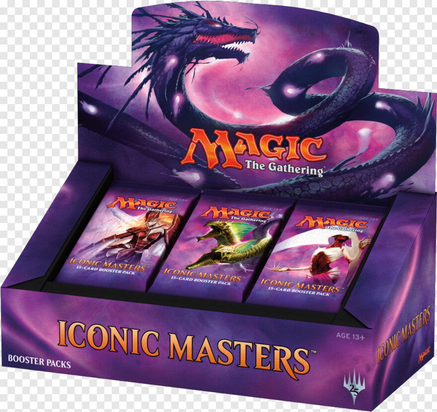 MTG Booster Box first collectable card game