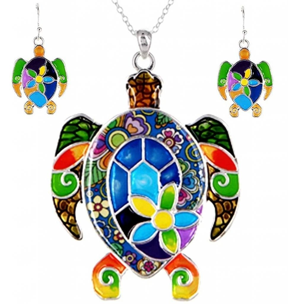 Know The Significance Of Buying A Turtle Jewelry Set