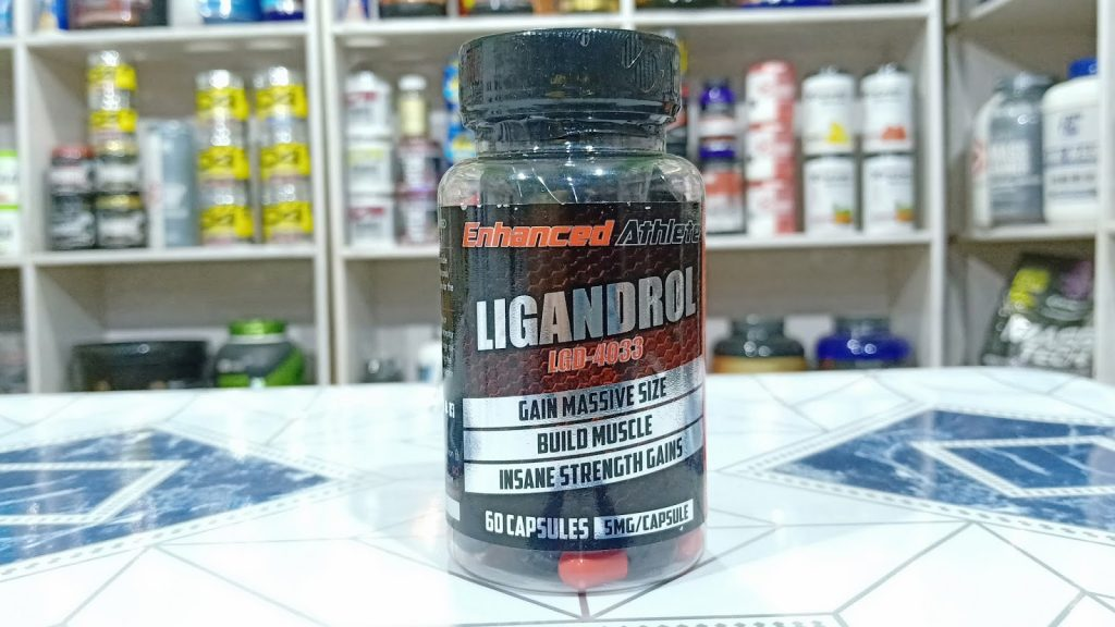 The ingredients of SARMs are of high quality