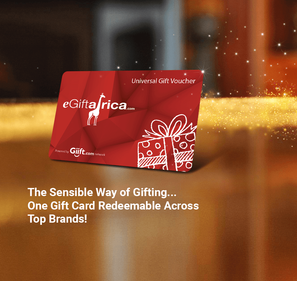 The activate Universal gift card is easy thanks to the more comfortable and simple interface